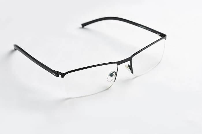 Korrektur Fehlsichtigkeit mit einer Brille